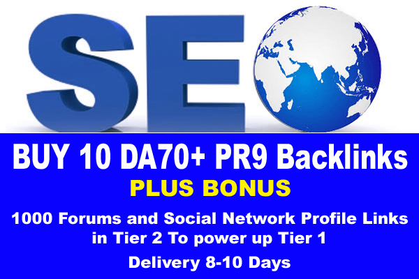 SEO Services in India | BUY High DA Backlinks for your Website